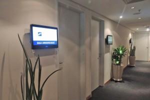 Posto de serviços em Hotéis e Business Center