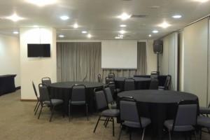 Instalações Fixas em espaço de eventos